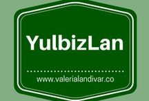 Yulbiz Lanaudière / by Valeria Landivar