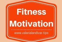 Fitness Motivation / by Valeria Landivar