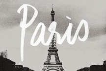 Dreaming Of Paris / by victoria n