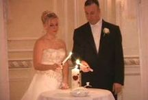Unity Candles / Include a special unity ceremony to add meaning and a nice keepsake of your wedding day!