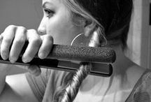 Hairstyles / by Eliza Batalla