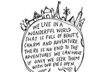 Quotes / by Eliza Batalla
