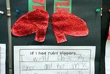 Kinder Writing Ideas / by Penne Dicken