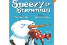 Snowman Stuff / by Penne Dicken