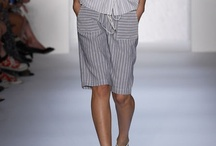 Spring 2013 - To The Knee Shorts