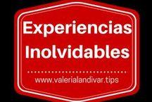 Experiencias / by Valeria Landivar