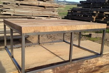Reclaimed Wood Coffee Table / Reclaimed Wood Coffee Tables