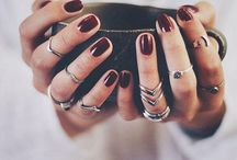 • Nails • The Manicure Maniac • / nails • colors • inspiration / by I Heart Black