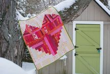 quilts I've made / quilts and free-motion quilting / by Kim Koloski