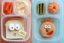 l u n c h // time / Lunch time ideas and recipes for kids / toddlers.