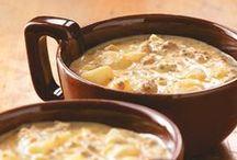 s o u p // season / Yummy soup recipes.