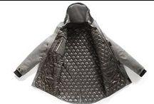 Fall 2014 Menswear / Outerwear trends: varsity jackets, bombers, military parkas & top coats