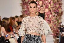 NYFW Spring 2015 / Fashion runway highlights from the Spring 2015 season  / by Georgia Alexia Benjou