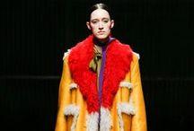 Fall 2014 - Shearling / Fall 2014 Trends - Clothing / by Georgia Alexia Benjou