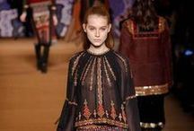Fall 2014 - Winter Gypsies / Fall 2014 Trends - Clothing / by Georgia Alexia Benjou