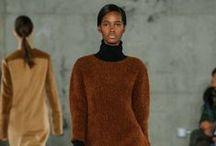 Fall 2014 - Knitwear / Fall 2014 Trends - Clothing / by Georgia Alexia Benjou