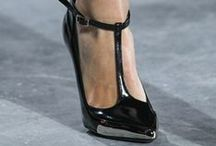 Fall 2014 - The T-Strap / Fall 2014 Trends - Accessories / by Georgia Alexia Benjou