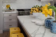 Kitchens / by Erica Fabrizio