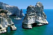 This is my country, Greece! / In love...