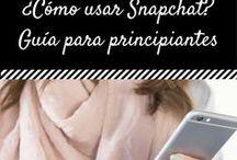 Snapchat / Información, consejos y astucias para el uso de Snapchat
