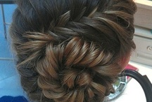 HAIR - Ways to fix it and Things to put in it / by Kelly Draughn