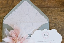 invites / by Janice Barfuss