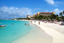 Aruba Beaches / Pictures, descriptions and locations of the beautiful white sandy beaches of Aruba ...