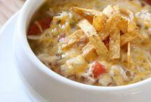 Soups,Stews & Chilli