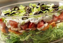 salads :)