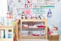 Craft Room ♕ Artisanat / by Natalie Jones