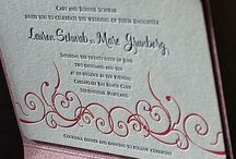 Inspired INVITATIONS / by Frances Barra