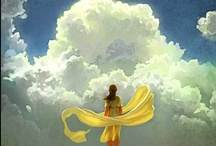 Clouds / ...you make the clouds thy chariot, you ride on the wings of the wind (Ps 104)