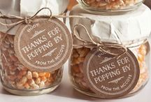Wedding Favors / Unique guest favor ideas -