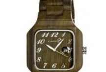 Eco Friendly Watches / EARTH watches are eco friendly. Made from organic wood  AND watches are made from Organic Cellulose