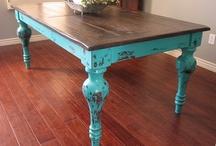Fun Furniture Re-dos / by Lynn Thomas