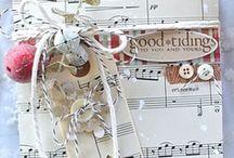Cards ♕ Christmas / by Natalie Jones