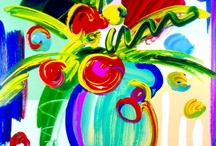 """Peter Max """"Your the Man"""""""