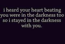 Dark/Eerie. / Captured my attention. / by Krissy Fedder