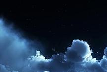 midnight indigo skies / by Diane