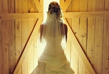WED:  Here comes the Bride.... / by Cindy Carlson