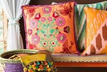 Wonderful Cushions / Inspiring accents