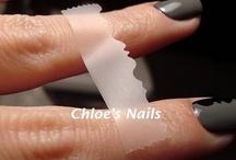 Nail polish / by Kelly Draughn