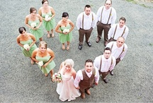 WED:  Wedding PARTY / by Cindy Carlson