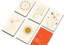stationary/business card design / by Emily Ziller