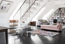 Family Rooms and Office / by Cirina Hassler