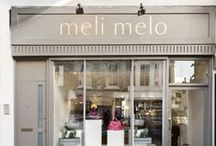 FLAGSHIP STORE / meli melo 's flagship store is located 324 Portobello Road, London. Come visit us!