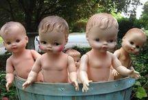 Dolls / by Sandy Allen