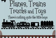 Train Room Idea