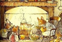 Brambly Hedge / by Cheryl Tait Morrison