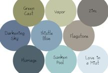 Paint Colors / by Tanya Rentmeester